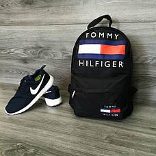 Городской рюкзак Tommy 7 цветов в наличии (Реплика AAA+), фото 2