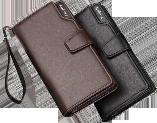 d7fb910449f8 Кошелек портмоне клатч Baellerry Business мужской 2 цвета - Интернет-магазин