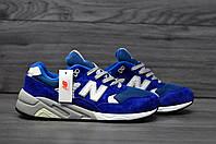 Мужские кроссовки New Balance Classic 580 Blue
