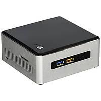 """Неттоп INTEL NUC i5-6260U 1.8 GHz Dual Core 2xSO- DIMM G-LAN 4xUSB3.0 M.2 HDMI-mDP 2.5""""HDD Wi-Fi/BT"""