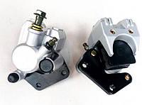 Суппорт тормозной (дисковый) 4T GY6 50 (передний однопоршневой)