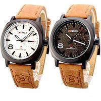 Мужские наручные часы Curren GMT 8