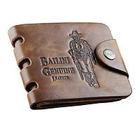 Мужской кошелек Bailini Genuine Leather