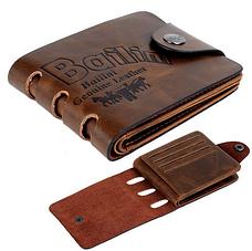 3b798bb51d92 Мужской кошелек Bailini Genuine Leather: продажа, цена в Львове ...