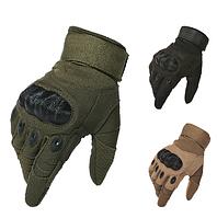 Тактические военные перчатки Oakley закрытие 3 цвета в наличии
