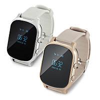 Часы с трекером Smart GPS Watch T58 для подростков 2 цвета
