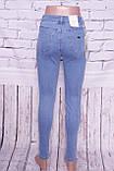 Джинси із завищеною талією Cudi (код 6480), фото 3