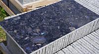 Плитка полированная 300х300(600)х20 Лабрадорит Неверовского м-я