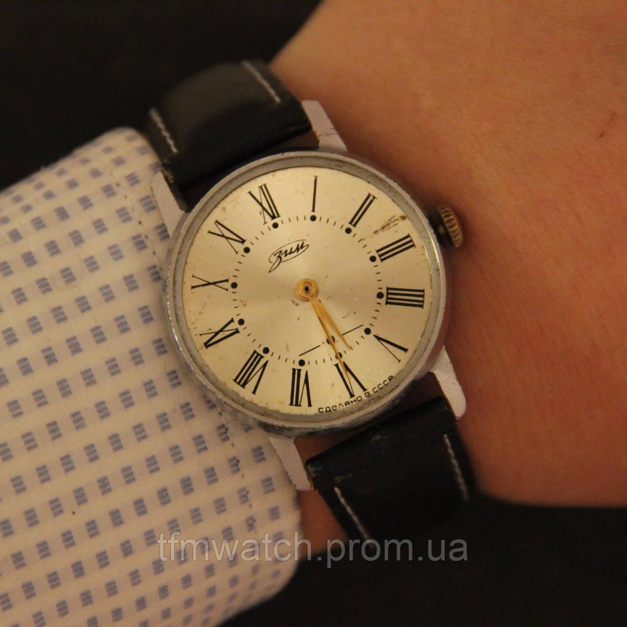 Продажа антиквариата - часы зим