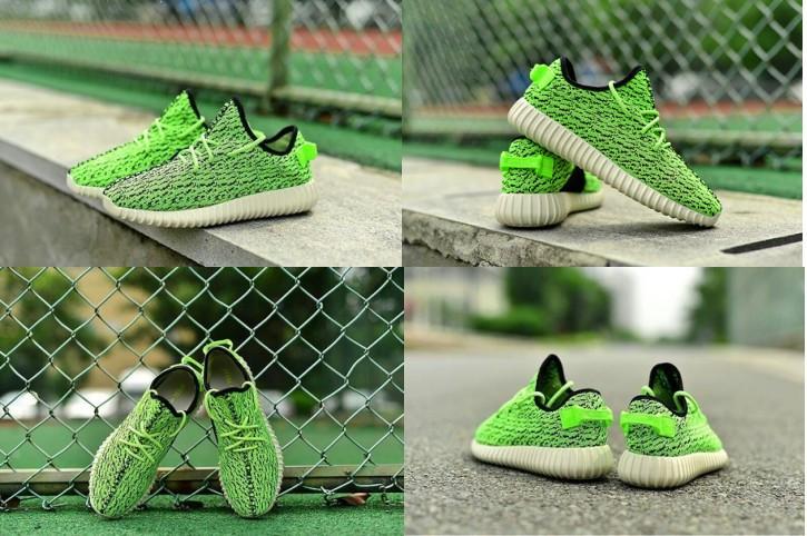 "Кроссовки  женские ""Adidas Yezzy Boost 350"" реплика, 36 размер"