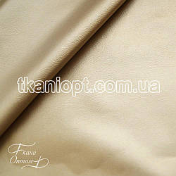Ткань Масло кожа (золото)