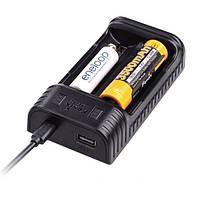 Зарядное устройство Fenix ARE-X2 (10440, 14500, 16340, 18650, 26650), фото 1