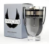 Paco Rabanne Invictus Silver Туалетная вода 100 ml