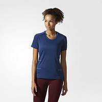 Adidas футболка женская для бега Supernova 37c S99132 - 2017
