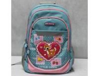 Рюкзак школьный ортопедичний Dr. Kong Z324, голубой, M, 970251