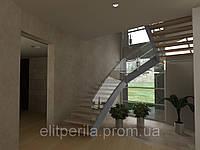 Лестница винтовая из нержавейки в Краматорске