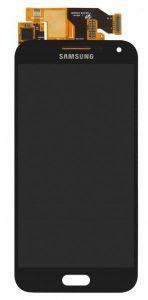 Дисплей с тачскрином Samsung E500H, DS Galaxy E5 золотистый (HQ)