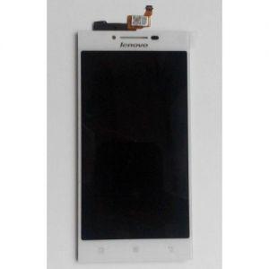 Дисплей с тачскрином Lenovo P70 белый