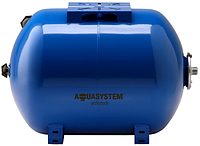 Гидроаккумулятор AQUASYSTEM VAO 200 литров (горизонтальный)