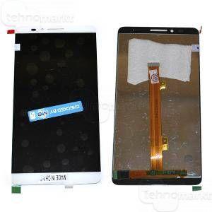 Дисплей с тачскрином Huawei Mate 7 (JAZZ-L09) Ascend белый