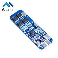 Контроллер заряда-разряда для 3х Li-Ion аккумуляторов типа 18650