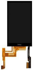 Дисплей с тачскрином HTC One E8 Dual Sim черный