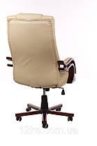 Офисное компютерное кресло PRESIDENT 2 бежевое, фото 3