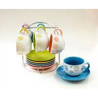 Чайна пара (чашка 250 мл з блюдцем 15 см) 22-149-023