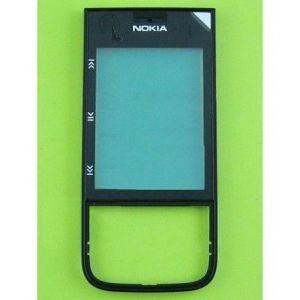 Тачскрин сенсор Nokia 5330 черный в рамке с динамиком