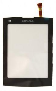 Тачскрин сенсор Nokia X3-02 черный