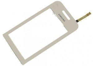 Тачскрин сенсор Samsung S5230 Star белый