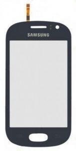 Тачскрин сенсор Samsung S6812 Galaxy Fame Dual Sim, синий