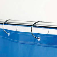 Кольца для шторки в ванную Spirella Ringo 12 штук