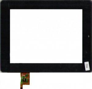 Тачскрин сенсор Prestigio PMP5880D, PMP7880D MultiPad 3G черный в рамке
