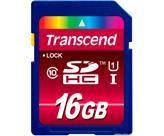 Карта памяти Transcend 16GB SDHC C10 UHS-I R90MB/s (TS16GSDHC10U1)