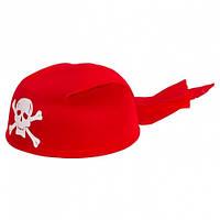 Шапка-бандана пиратская