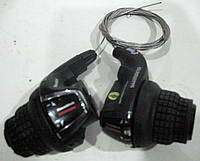 Переключатель скоростей SHIMANO SL-RS35 6R/3L