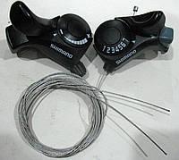 Пер. скоростей SHIMANO левый/правый, модель SL-TX30 7R/L