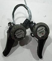 Переключатель скоростей левый/правый, модель25 индекс.