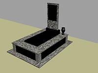 Памятник сборной комплект 4