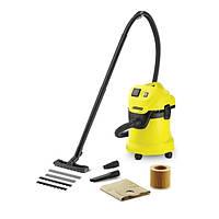 Пылесос для влажной и сухой уборки WD 3 P