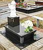 Детский  памятник с ангелочком