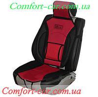 Накидка на сиденье MF 1007/CN 12527 BK/RD