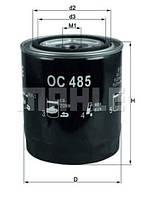 Фильтр масляный Mahle OC 485