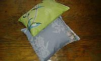 Ортопедическая подушка с наполнителем из гречневой лузги