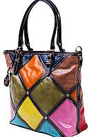 Модная сумка из натуральной кожи 32