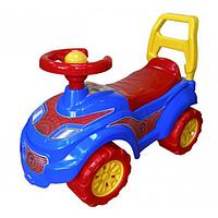 Автомобиль толокар для прогулок Спайдер.