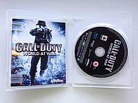 Видео игра Call of Duty: world at war (PS3)