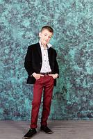 Коттоновые брюки для мальчика.