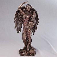 """Бронзовая статуэтка """"Фортуна"""" 29 см. Символ успеха и благополучия"""
